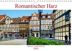 Lust auf NaTour – Romantischer Harz (Wandkalender 2019 DIN A4 quer) von Riedmiller,  Andreas