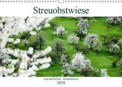 Lust auf NaTour – Streuobstwiese (Wandkalender 2019 DIN A3 quer) von Riedmiller,  Andreas