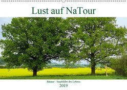Lust auf NaTour (Wandkalender 2019 DIN A2 quer) von N.,  N.