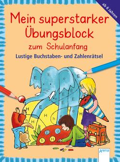 Lustige Buchstaben- und Zahlenrätsel von Barnhusen,  Friederike, Thabet,  Edith, Woernle,  Hela