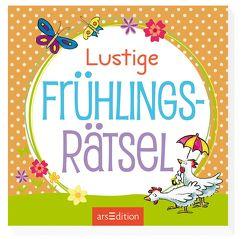 Lustige Frühlingsrätsel VE 5 von Kiefer,  Katja