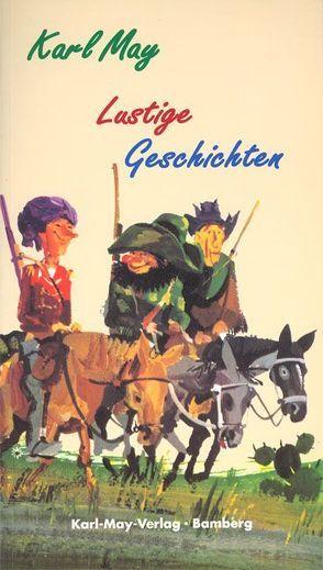 Lustige Geschichten von Hoffmann,  Rudi, May,  Karl