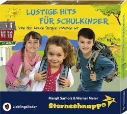 Lustige Hits für Schulkinder von Meier,  Werner, Sarholz,  Margit