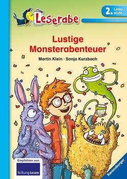 Lustige Monsterabenteuer von Klein,  Martin, Kurzbach,  Sonja