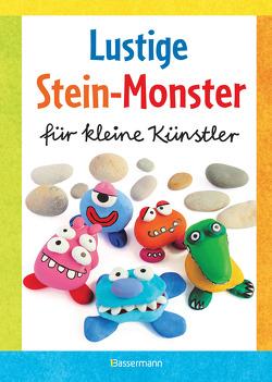 Lustige Stein-Monster für kleine Künstler. Basteln mit Steinen aus der Natur. Ab 5 Jahren von Pautner,  Norbert