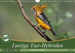 Lustige Tier-Hybriden (Wandkalender 2019 DIN A4 quer) von Di Chito,  Ursula