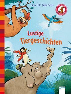 Lustige Tiergeschichten von Lott,  Anna, Meyer,  Julian
