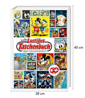 Lustiges Taschenbuch 50 Jahre LTB – Eine Retrospektive von Disney