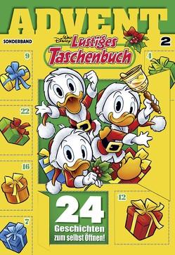 Lustiges Taschenbuch Advent 02 von Disney,  Walt