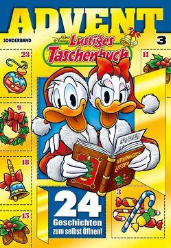 Lustiges Taschenbuch Advent 03 von Disney,  Walt