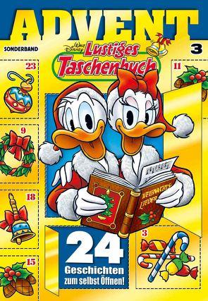 Lustiges Taschenbuch Advent 03 von Disney