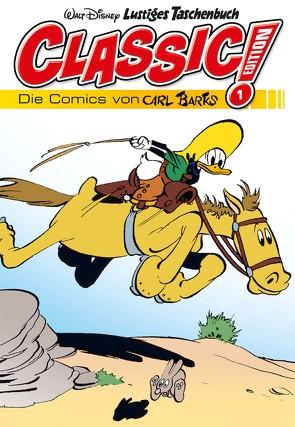 Lustiges Taschenbuch Classic Edition 01 von Disney,  Walt