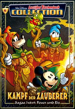 Lustiges Taschenbuch Collection 06 von Disney,  Walt