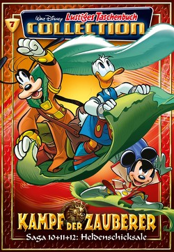 Lustiges Taschenbuch Collection 07 von Disney,  Walt