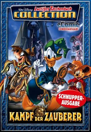 Lustiges Taschenbuch Collection eComic Sonderausgabe von Disney,  Walt