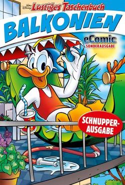Lustiges Taschenbuch eComic Sonderausgabe Balkonien von Disney,  Walt