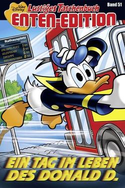 Lustiges Taschenbuch Enten-Edition 51 von Disney,  Walt