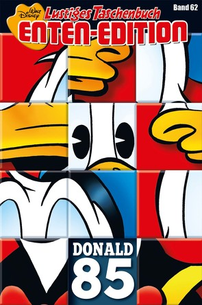 Lustiges Taschenbuch Enten-Edition 62 von Disney,  Walt