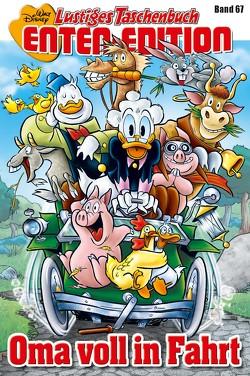 Lustiges Taschenbuch Enten-Edition 67 von Disney,  Walt
