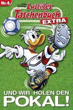 Lustiges Taschenbuch Extra – Fußball 04 von Disney,  Walt