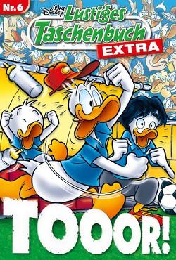 Lustiges Taschenbuch Extra – Fußball 06 von Disney,  Walt