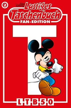 Lustiges Taschenbuch Fan-Edition 02 von Disney,  Walt