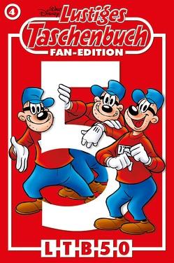 Lustiges Taschenbuch Fan-Edition 04 von Disney,  Walt