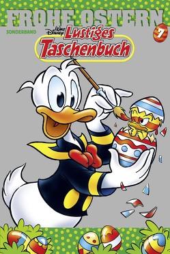 Lustiges Taschenbuch Frohe Ostern 07 von Disney,  Walt