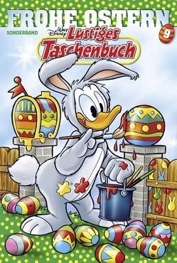 Lustiges Taschenbuch Frohe Ostern 09 von Disney,  Walt