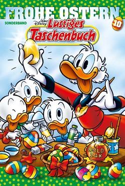 Lustiges Taschenbuch Frohe Ostern 10 von Disney,  Walt