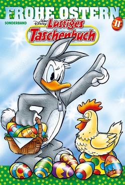 Lustiges Taschenbuch Frohe Ostern 11 von Disney,  Walt