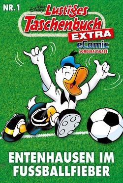 Lustiges Taschenbuch Fußball 01 – eComic Sonderausgabe von Disney,  Walt
