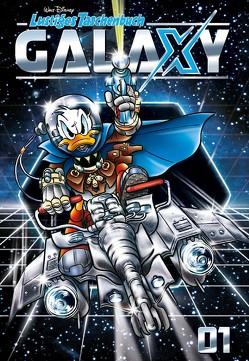 Lustiges Taschenbuch Galaxy 01 von Disney
