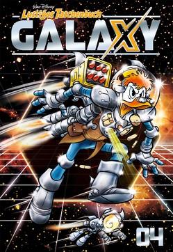 Lustiges Taschenbuch Galaxy 04 von Disney,  Walt