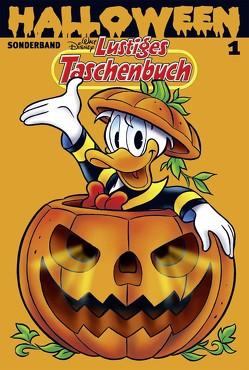 Lustiges Taschenbuch Halloween 01 von Disney,  Walt