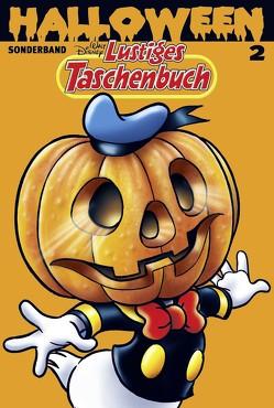 Lustiges Taschenbuch Halloween 02 von Disney,  Walt