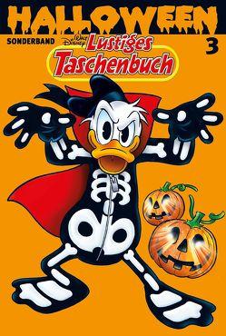 Lustiges Taschenbuch Halloween 03 von Disney,  Walt