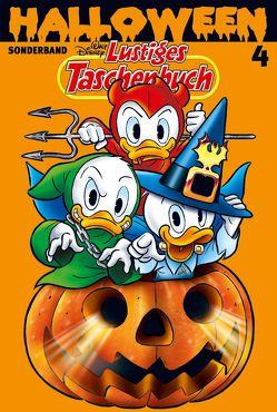 Lustiges Taschenbuch Halloween 04 von Disney,  Walt