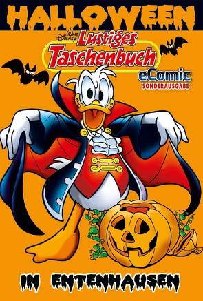 Lustiges Taschenbuch Halloween eComic Sonderausgabe von Disney,  Walt