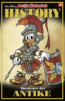 Lustiges Taschenbuch History 02 von Disney,  Walt