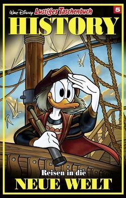 Lustiges Taschenbuch History 05 von Disney,  Walt