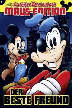 Lustiges Taschenbuch Maus-Edition 02 von Disney,  Walt