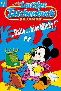 Lustiges Taschenbuch Nr. 002 von Disney,  Walt