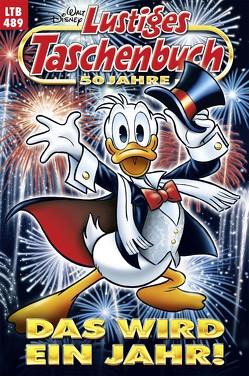 Lustiges Taschenbuch Nr. 489 von Disney,  Walt