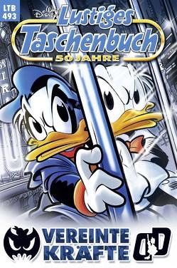 Lustiges Taschenbuch Nr. 493 von Disney,  Walt