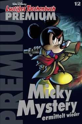 Lustiges Taschenbuch Premium 12 von Disney,  Walt