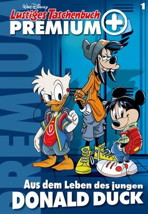 Lustiges Taschenbuch Premium Plus 01 von Disney,  Walt