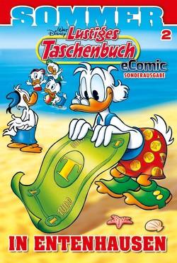 Lustiges Taschenbuch Sommer 02 – eComic Sonderausgabe von Disney,  Walt