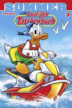 Lustiges Taschenbuch Sommer 03 von Disney,  Walt