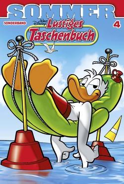 Lustiges Taschenbuch Sommer 04 von Disney,  Walt